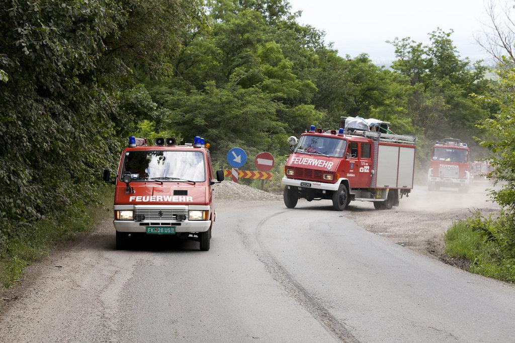 Moldawien Hilfsprojekt 3. bis 11.6.2016 Feuerwehr Hilfsprojekt P